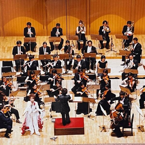 セントラル愛知交響楽団と共演 愛知芸術劇場